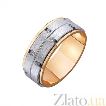 Золотое обручальное кольцо Фурор TRF--4421314