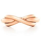 Кольцо из розового золота Infinity-T