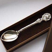 Серебряная чайная ложка Гороскоп Телец