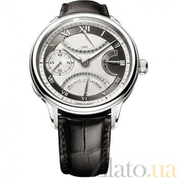 Часы Maurice Lacroix коллекции Double Retrograde MLX--MP7218-SS001-110