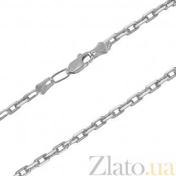 Серебряная цепочка Якорная 2,5 мм 010223