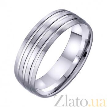 Золотое обручальное кольцо Счастье есть TRF--4211709