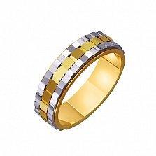 Золотое обручальное кольцо Миллионы счастливых мгновений