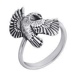 Серебряное кольцо с чернением 000095547