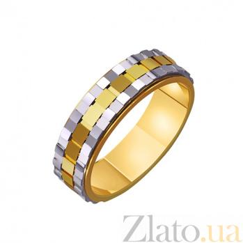 Золотое обручальное кольцо Миллионы счастливых мгновений TRF--4411426