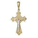 Серебряный крестик Откровение