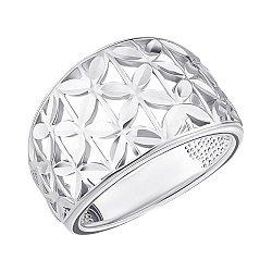 Серебряное кольцо 000148541