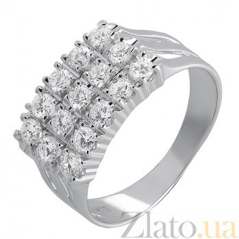 Золотое кольцо с бриллиантами Margo R0799