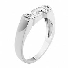 Золотое кольцо с бриллиантами Camille