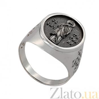 Кольцо из белого золота Святая Татьяна VLT--К1006-0