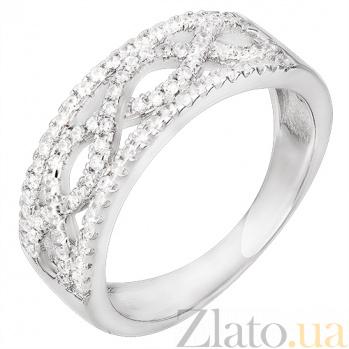 Серебряное кольцо Мелисента 31101