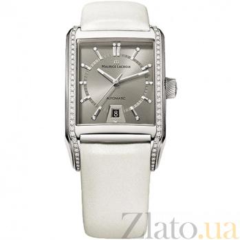 Часы Maurice Lacroix коллекции Pontos Rectangulaire Ladies MLX--PT6247-SD501-750