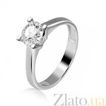 Кольцо из белого золота Нэлли SVA--1652272/Фианит/Цирконий