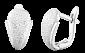 Серьги из серебра Аида SLX--С2/113