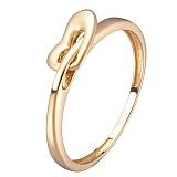 Кольцо Сон наяву в желтом золоте