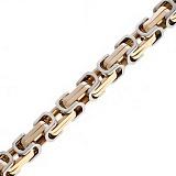 Золототая цепь с бриллиантом Барон