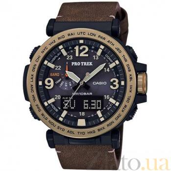 Часы наручные Casio Pro trek PRG-600YL-5ER 000085858