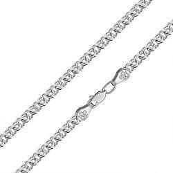 Серебряная цепь 000148552