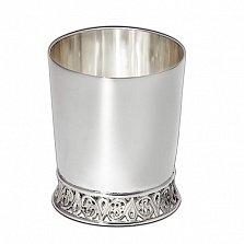 Серебряная рюмка Праздничный тост