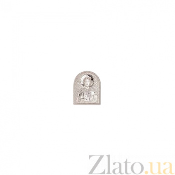 Икона серебро Иисус Христос AQA--01112221
