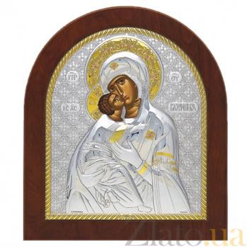 Икона Божией Матери Владимирская, овальная SXGO Владим