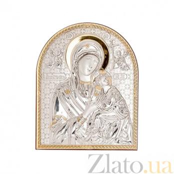 Икона серебряная с позолотой Страстная AQA--07142222