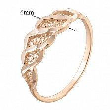 Золотое кольцо Офелия