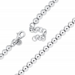 Серебряный браслет 000124511