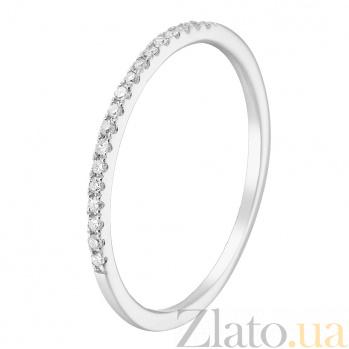 Кольцо из белого золота с бриллиантами Желанная невеста SVA--1102038201/бел/Бриллиант
