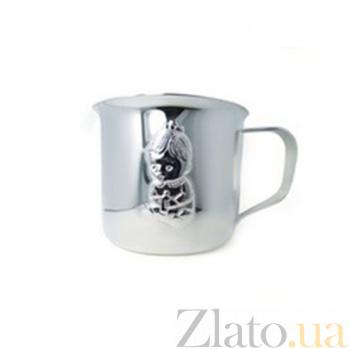 Серебряная чашка Девочка ZMX--1721_3453