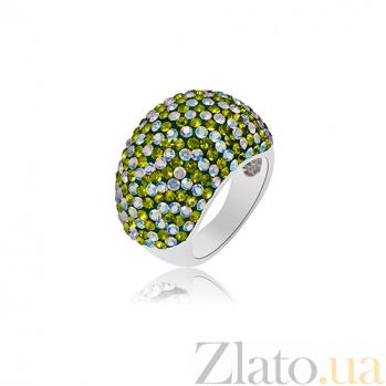 Серебряное кольцо Амазония 10000047