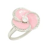Серебряное кольцо с фианитами Сусанна