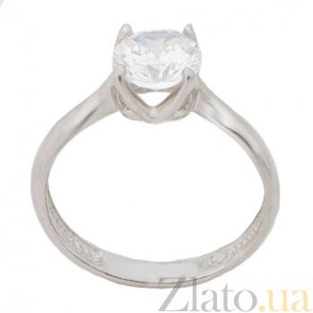 Серебряное кольцо Дорога к сердцу HUF--14140-Р