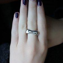 Серебряное кольцо с бриллиантами Da Vinci