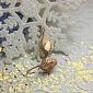 Золотые серьги Севилья SUF--113000