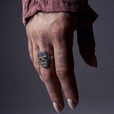 Кольцо из серебра Azucar с чернением