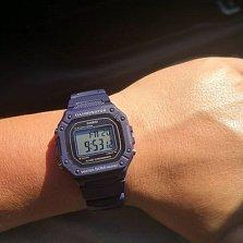 Часы наручные Casio W-218H-2AVEF