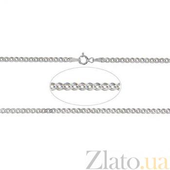 Серебряная цепочка Нонна AQA--813Р-1