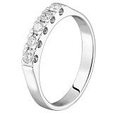 Золотое кольцо с бриллиантами Нинелла
