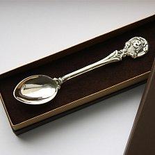 Серебряная чайная ложка Гороскоп Дева