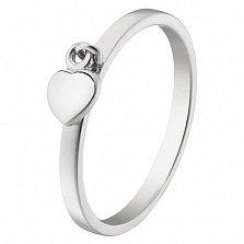 Кольцо в белом золоте Тебе одной