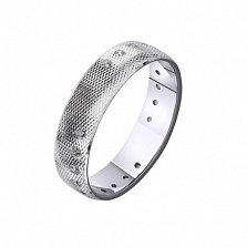 Золотое обручальное кольцо Сияние влюблённых