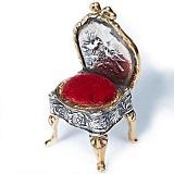 Серебряная игольница Двенадцатый стул
