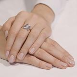 Серебряное кольцо Регина