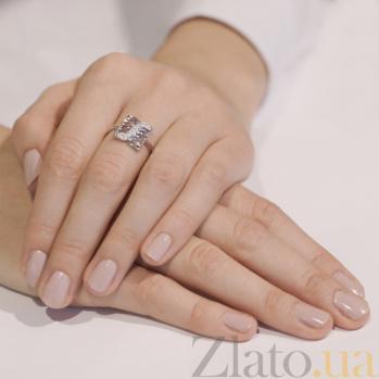 Серебряное кольцо Регина 10000143