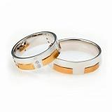 Обручальное кольцо Чувственная изысканность