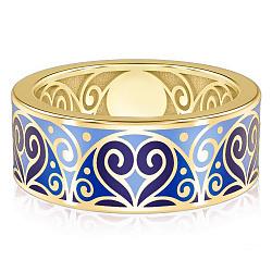 Мужское обручальное кольцо Талисман: Любви 000009250