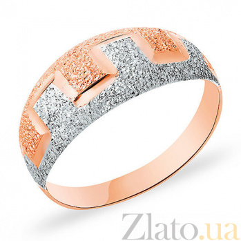 Кольцо из комбинированного золота Эшфорд SUF--150060