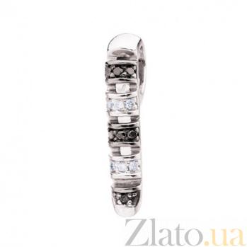Золотой подвес с бриллиантами Кэтлин KBL--П109/бел/брил