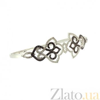 Золотой браслет на запястье с бриллиантами Samira ZMX--BDDb-00123w